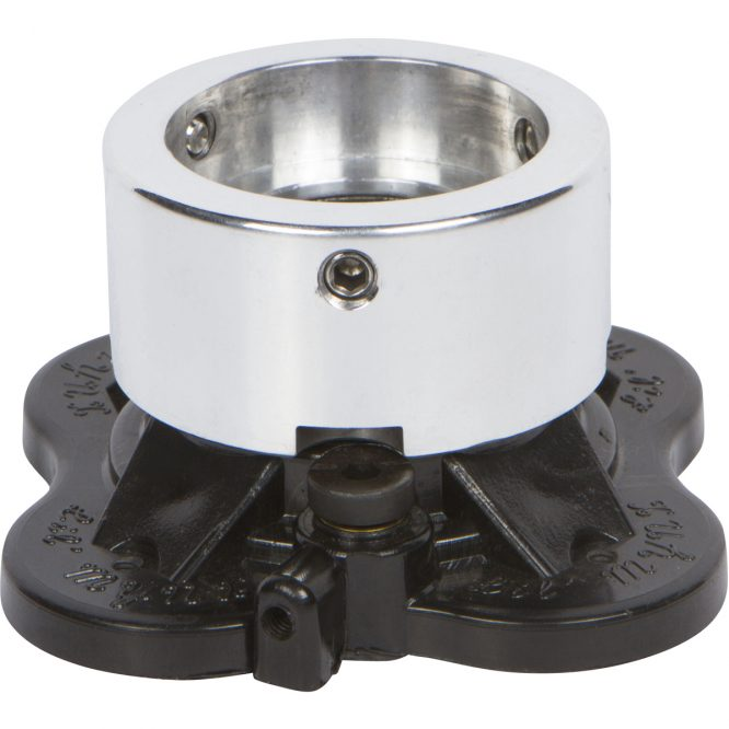 Rotating Aluminum Base