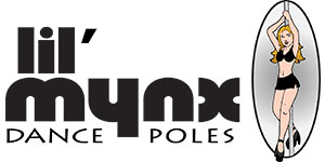 Lil' Mynx Removable Dance Poles